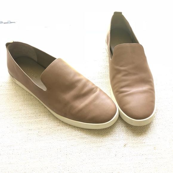 Vince Shoes   Vince Vero Camel Leather